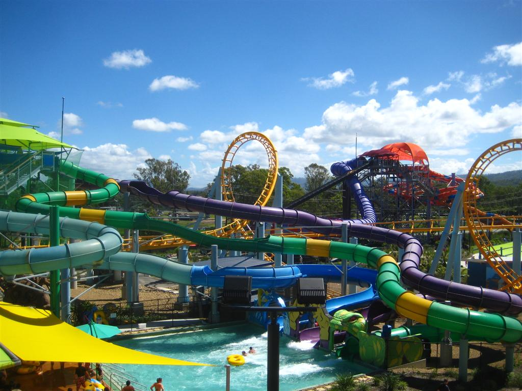 Theme Parks Theme Park Holidays Gold Coast Theme Park